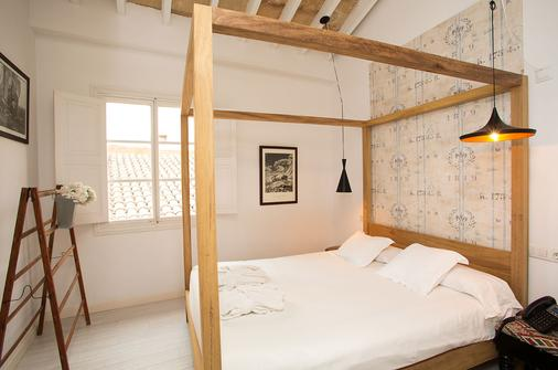Brondo Architect Hotel - Thành phố Palma de Mallorca - Phòng ngủ