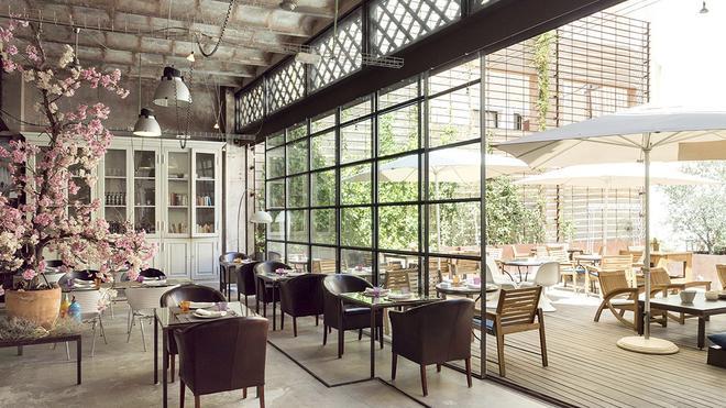 Brondo Architect Hotel - Palma de Mallorca - Restaurant
