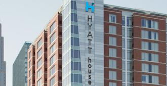 Hyatt House Charlotte Center City - Charlotte - Toà nhà