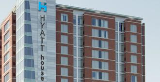 Hyatt House Charlotte Center City - Charlotte - Rakennus
