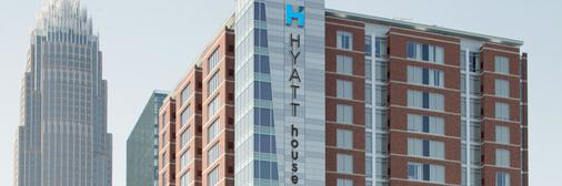 Hyatt House Charlotte Center City - Charlotte - Byggnad