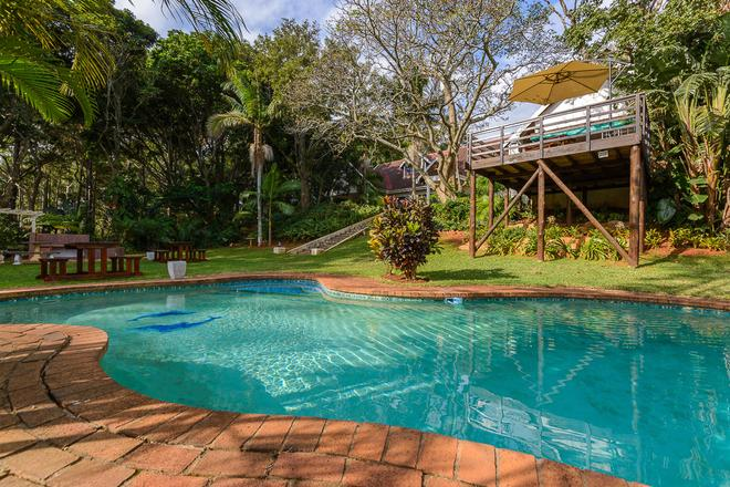 Zesty Guesthouse - Port Edward - Piscina