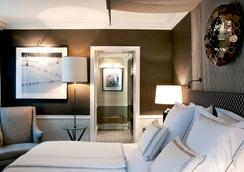 Hotel Recamier - Paris - Bedroom
