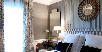 Hotel Recamier - París - Habitación