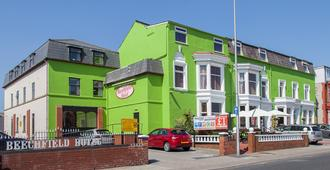 The Beechfield - Blackpool - Edificio