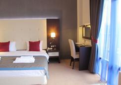 Апарт-отель «Форвард» - Сочи - Спальня