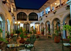 Hostal Sucre - Сукре - Патио