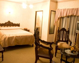 Hostal Sucre - Sucre - Makuuhuone