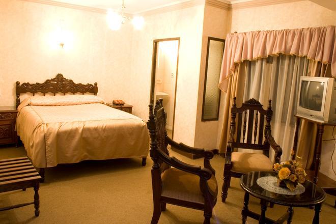 Hostal Sucre - Σούκρε - Κρεβατοκάμαρα