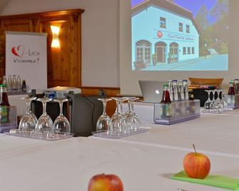 Michel & Friends Hotel Waldkirchen - Waldkirchen - Restaurant
