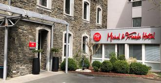 Michel & Friends Hotel Monschau - Monschau - Gebouw
