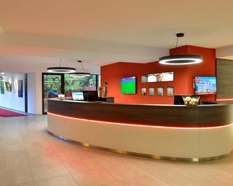 Michel Hotel Wetzlar - Wetzlar - Front desk