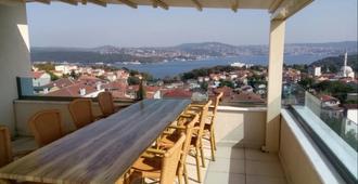 Tarabya Palas Suit - Estambul - Balcón