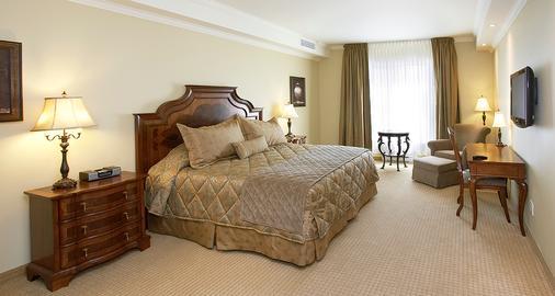 Hotel Brossard - Brossard - Schlafzimmer