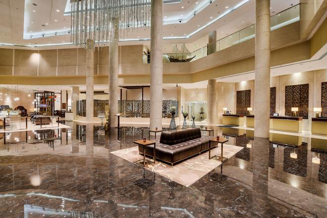 Marriott Kochi Hotel - Kochi - Hành lang