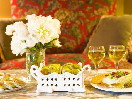 總統住宿旅館 - 沙凡那 - 薩凡納 - 飲食