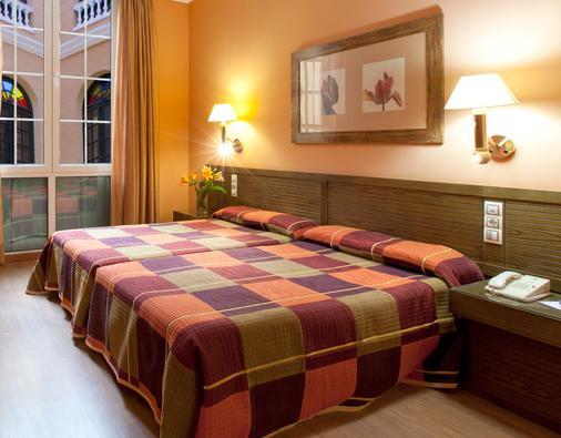 Senator Cádiz Spa Hotel - Cadiz - Bedroom