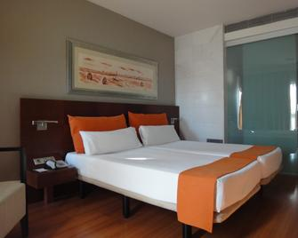 Eurohotel Barcelona Gran Via Fira - L'Hospitalet de Llobregat - Slaapkamer