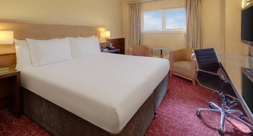DoubleTree by Hilton Aberdeen City Centre - Aberdeen - Bedroom