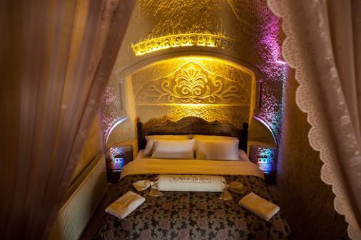 杜麗和酒店 - 內夫謝希爾 - 臥室