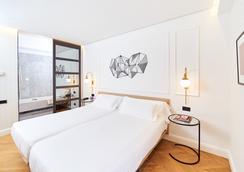 塞克特爾阿方索五世酒店 - 里昂 - 萊昂 - 臥室