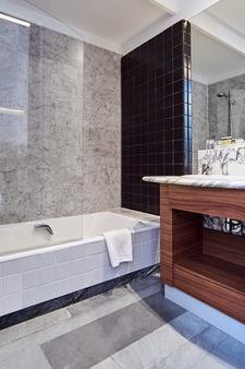 塞克特爾阿方索五世酒店 - 里昂 - 萊昂 - 浴室