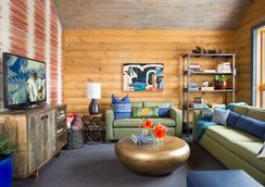 The Bivvi Hostel - Breckenridge - Lounge