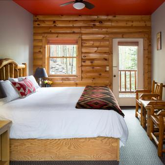 The Bivvi Hostel - Breckenridge - Bedroom