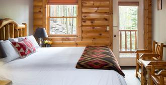 The Bivvi Hostel - Breckenridge - Slaapkamer