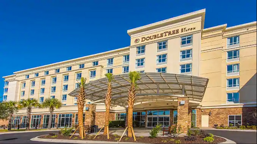 DoubleTree by Hilton North Charleston - Convention Center - North Charleston - Building