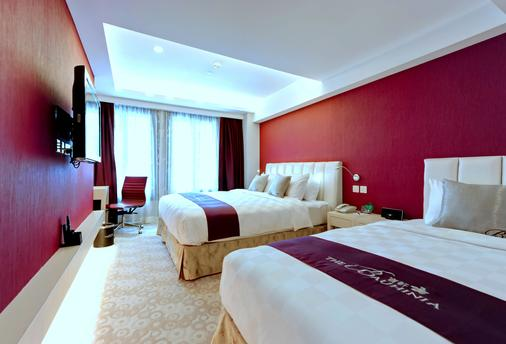 寶軒酒店(中環) - 香港 - 臥室