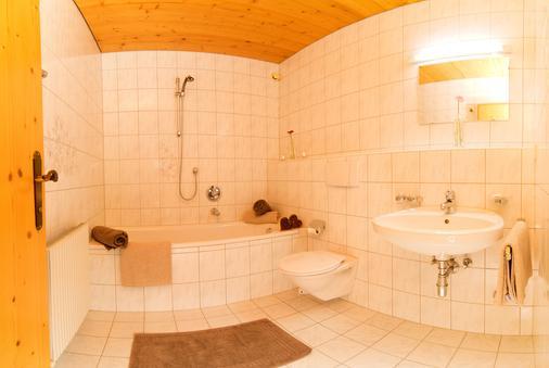 Hotel Christoph - Neustift im Stubaital - Bathroom