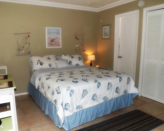 Sun Life Beach Hotel - Englewood - Bedroom