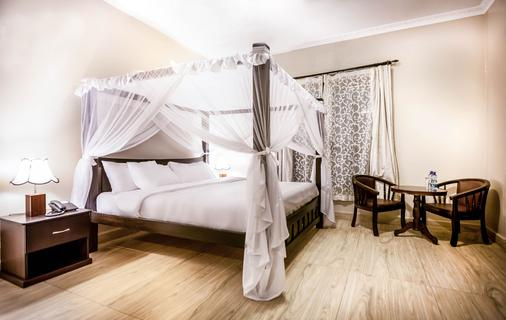 Jewelstone Hotel - Nairobi - Phòng ngủ