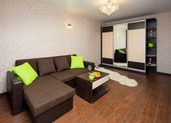 Apartamenty Rodnoy Bereg - Irkutsk - Wohnzimmer