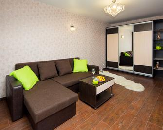 Apartamenty Rodnoy Bereg - Irkuțk - Living room