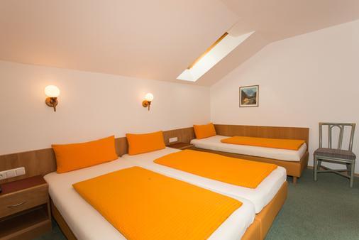 Hotel Pension Geiger - Bad Tölz - Bedroom