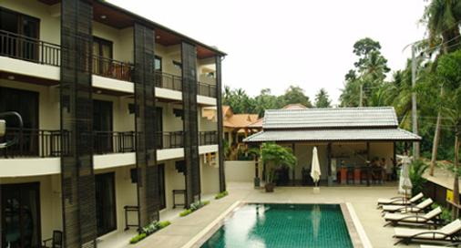 Ampha Place Hotel - Ko Samui - Pool