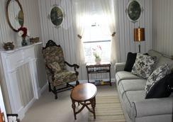 The Harney House Inn - Ιντιανάπολη - Σαλόνι