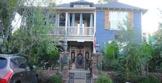 Stay Fairfield - Fairfield Place and Fairfield Manor Bed & Breakfast - Shreveport - Building