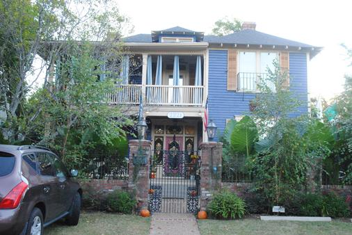Stay Fairfield - Fairfield Place and Fairfield Manor Bed & Breakfast - Шревепорт - Здание