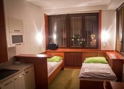 Hotel Bothe - Poważska Bystrzyca - Sypialnia