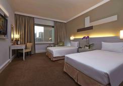 Corus Hotel Kuala Lumpur - Κουάλα Λουμπούρ - Κρεβατοκάμαρα