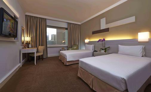 Corus Hotel Kuala Lumpur - Kuala Lumpur - Phòng ngủ
