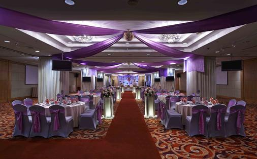 Corus Hotel Kuala Lumpur - Kuala Lumpur - Sảnh yến tiệc