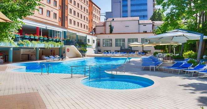 Best Western Plus Congress Hotel - Ereván - Piscina