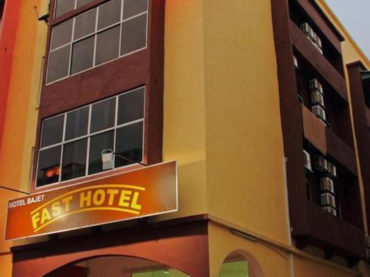 Fast Hotel Setapak - Kuala Lumpur - Building