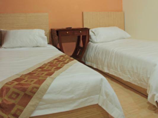 Fast Hotel Setapak - Kuala Lumpur - Bedroom