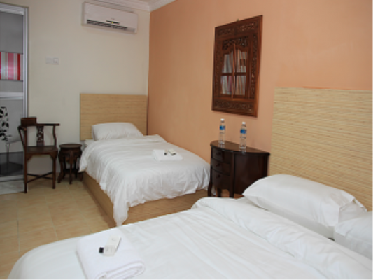 Fast Hotel Setapak - Kuala Lumpur - Living room