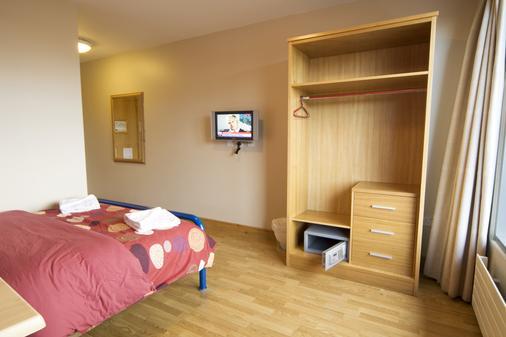 Jacobs Inn - Hostel - Dublin - Bedroom